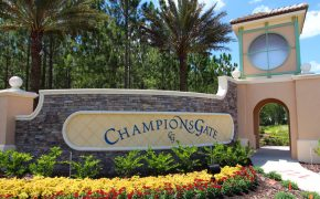 Championsgate Resort Orlando Entrance
