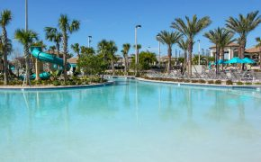 Championsgate Resort Orlando Oasis Club Swimming Pool