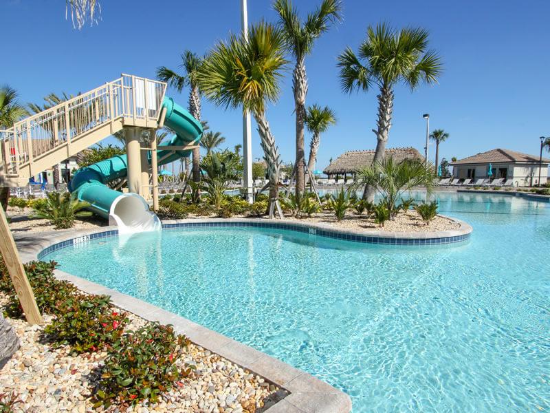 Championsgate Resort Orlando Oasis Club Lazy River