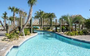 Championsgate Resort Orlando Oasis Club Lazy River