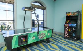 Championsgate Resort Orlando Oasis Club Games Room